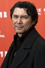 Chris Detrick  |  The Salt Lake Tribune Lou Diamond Phillips poses for pictures before the premiere of