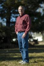 Chris Detrick  |  The Salt Lake Tribune South Jordan Mayor Scott Osborne poses for a portrait at his home in South Jordan Saturday January 14, 2012.