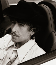 Bob Dylan Courtesy image