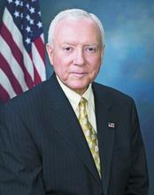 Sen. Orrin Hatch, R-Utah