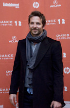 Kim Raff  |  The Salt Lake Tribune Actor Bradley Cooper is photographed on the red carpet before the premiere of