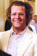 Rick Egan   |  The Salt Lake Tribune Josh James, chairman and CEO of Domo Inc.