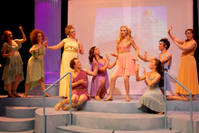 Weber State University Department of Performing Arts' production of