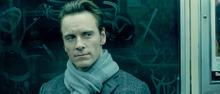 Michael Fassbender as Brandon in Steve McQueen's