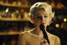 Carey Mulligan as Sissy in Steve McQueen's
