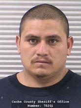 Antonio Orozco-Cruz Courtesy Cache County Sheriff's Office