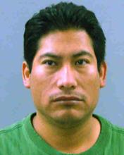 Apolinar Flores. (Weber County Jail photo)