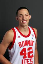Jason Washburn, University of Utah Men's Basketball October 14, 2010 in Salt Lake City.  ( Photo/Steve C. Wilson)