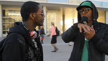 Courtesy YouTube Stand up comic Dave Ackerman goes to Brigham Young University to find out what BYU students know about Black History Month in a video posted to YouTube.