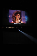 Jennifer Hudson performs
