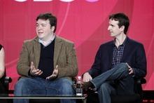Carter Bays, co-creator/ executive producer, and Craig Thomas, co-creator/ executive producer, of