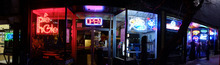 Trent Nelson  |  The Salt Lake Tribune  Pie Hole Pizza, located in downtown Salt Lake City in a vortex of popular bars, is open until 2 a.m. Monday through Friday, 3 a.m. on Saturday nights and midnight on Sundays.