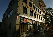 Tribune file photo Squatters Pub, at 147 W. 300 South, Salt Lake City, is open until midnight on Friday and Saturday.