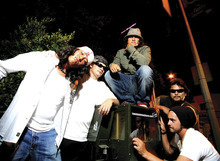 Tomorrows Bad Seeds will be at In The Venue Feb. 18 with Pacific Dub opening.