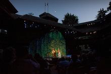 Rick Egan     The Salt Lake Tribune A performance of