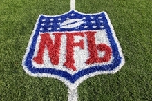 NFL players sue over concussions. (NFL logo)