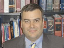 John Mejia, legal director of ACLU Credit: Courtesty photo