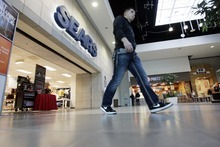 Kim Raff  |  The Salt Lake Tribune Sears Holdings spokeswoman Kimberly Freely said the decision to sell the 11 stores, including the location at Fashion Place in Murray, had nothing to do with their individual performances.