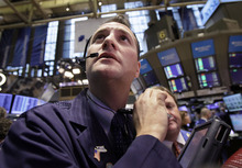 (AP Photo/Richard Drew) The gains so far this year have pushed the S&P nearly 25 percent higher than its most recent lowest point, on Oct. 3, 2011. The broader market index has more than doubled since the March 9, 2009, low of 676.53.