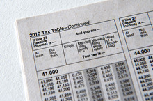 Daniel Acker  |  Bloomberg If you are unable to pay your entire tax liability, to lessen penalties file a return and pay what you can. Then work with the IRS to set up a payment plan. See