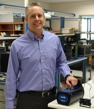 Gary Olsen is vice president of marketing for D-Tect Systems.  Courtesy photo