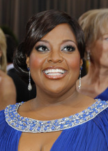 FILE - In this Feb. 26, 2012 file photo, Television personality Sherri Shepherd arrives before the 84th Academy Awards in the Hollywood section of Los Angeles. Shepherd will be among the 12 celebrity contestants on the next season of the ABC dancing competition, premiering March 19. (AP Photo/Amy Sancetta, file)