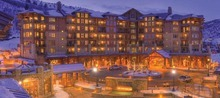 The Hyatt Escala Lodge in Park City is offering a free