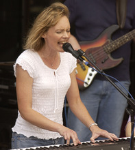 Tribune file photo The Julia Davis Allen Band performs as part of the 2002 Brown Bag Concert Series in downtown Salt Lake City.