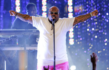 Cee Lo Green performs during the Caesars Entertainment