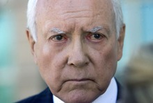 Tribune File Photo Utah Sen. Orrin Hatch, R-Utah, says there is no problem with the working relationship of the state's congressional delegation.