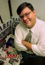 Todd Taylor, longtime executive director of the Democratic Party in Utah, died this week at age 46.