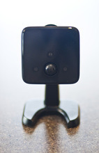 Chris Detrick  |  The Salt Lake Tribune Comcast has launched Xfinity Home, a security and monitoring service that provides protection against break-ins and also allows homeowners to control certain features in the house remotely. The system's outdoor video camera is pictured.
