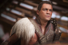 Dominic West plays the Zodangan warlord Sab Than in