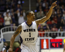 Chris Detrick  |  Tribune file photo Weber State Wildcats guard Damian Lillard is likely to enter the NBA draft, as a player projected to be taken in the middle of the first round.