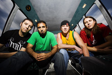 Rebelution performs at The Depot in the coming week. Courtesy photo