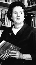 The Associated Press American biologist and author Rachel Carson shown shortly before her death on April 15, 1964. She died of cancer at her home in Silver Spring, Maryland, USA. She was 56, her last book,