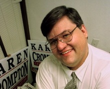 Todd Taylor, longtime executive director of the Democratic Party in Utah, died last week at age 46.
