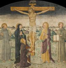 Polidoro di Bartolomeo's 1480 fresco