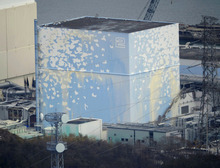 Kyodo News  |  Via The Associated Press  EnergySolutions CEO Val Christensen said his company will support Toshiba by designing and installing a system to decontaminate the water at the Fukushima nuclear power plant to safety levels demanded by the Japanese government.