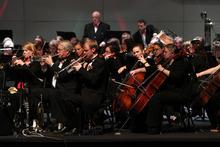 Francisco Kjolseth  |  The Salt Lake Tribune The Murray Symphony will perform Saturday, March 17, at Murray High School.