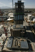 Tribune file photo The LDS Church's $2 billion retail, residential and office investment hugging Temple Square in Salt Lake City is considered one of the nation's largest commercial projects, and it is the only large shopping center set to open in 2012.