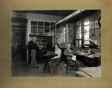 Tribune file photo  Workers are seen at the ZCMI factory in this photo from August, 1899.