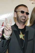 **FILE**Former Beatle Ringo Starr arrives at the premier of The Beatles