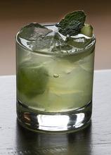 Paul Fraughton | The Salt Lake Tribune The West Side cocktail at Pallet.