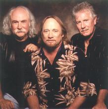 Crosby, Stills and Nash perform Saturday at West Valley City's Usana Amphitheatre.
