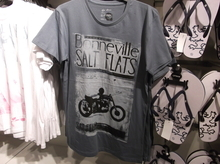 Sean P. Means  |  The Salt Lake Tribune Looking for a Utah souvenir at City Creek Plaza? Check out this T-shirt at the Cotton On store.