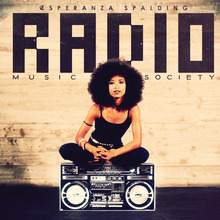 In this CD cover image released by Heads Up, the latest release by Esperanza Spalding,