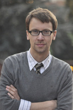 Matthew Bowman, author of