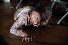 This zombie from AMC's