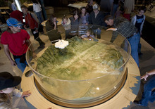 Steve Griffin  |  The Salt Lake Tribune   The Natural History Museum of Utah will host Phun with Physics on Wednesday, March 28.